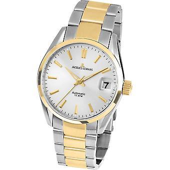Jacques Lemans - Wristwatch - Women - Derby Automatic - Automatic - 1-1912F
