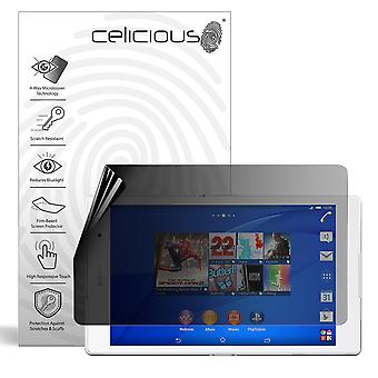 Celicious Privacy Plus 4-Way Anti-Spy Filter Screen Protector Film Compatible with Sony Xperia Z3 Tablet Compact