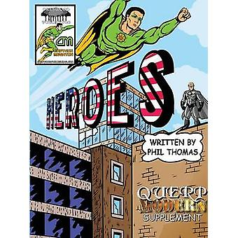 Querp Modern  Heroes by Thomas & Phil