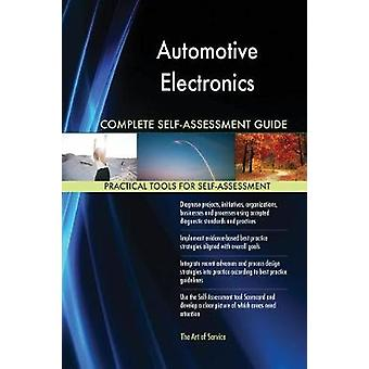 Automotive Electronics Complete SelfAssessment Guide by Blokdyk & Gerardus