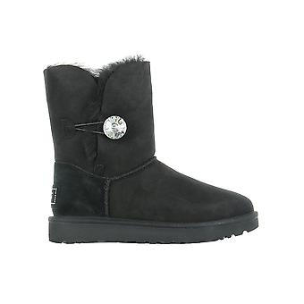 UGG W Bailey Button Bling 1016553BLK universal invierno zapatos para mujer