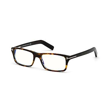 Occhiali Da Tom Ford TF5663-B 055 D'Avana colorati