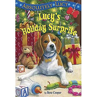 Absolutely Lucy #7: Lucy's Holiday Surprise (Stepping Stone Book(tm)) (A Stepping Stone Book)