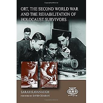 ORT and the Rehabilitation of Holocaust Survivors