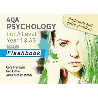 AQA Psychology for A Level Year 1  AS Flashbook 2nd Editio