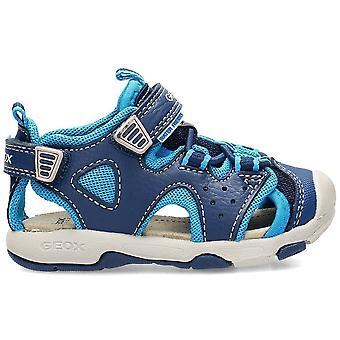 Geox Baby Smulty B020FA0FE14C42312123 universal summer infants shoes