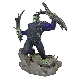 Avengers 4 Endgame Hulk Dres Deluxe Galeria PVC Statue
