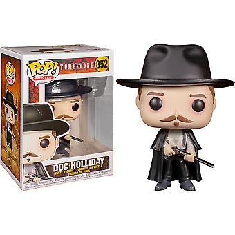 Tombstone Doc Holiday Pop! Vinyl