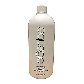 Aquage Working Spray Firm Halten Haarspray 32 OZ