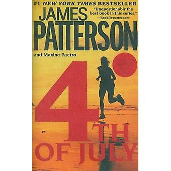 4th of July by James Patterson - 9780446179669 Book