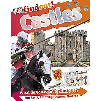 DKfindout! Castles by Philip Steele - 9780241358436 Book