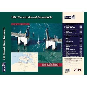 Imray 2130 Chart Atlas 2019 - Westerschelde and Oosterschelde - 2019 by