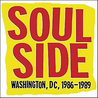 Soulside - Washington - DC - 1986-1989 by Alexis Fleisig - 97816177581