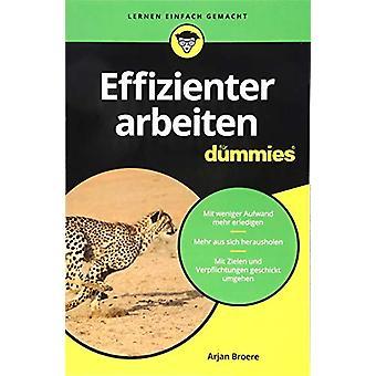 Effizienter arbeiten fur Dummies by Arjan Broere - 9783527716142 Book