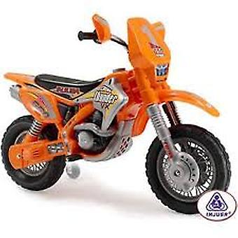 Big Toys Motocross Thunder Max VX 12V Battery Powered Motorcycle