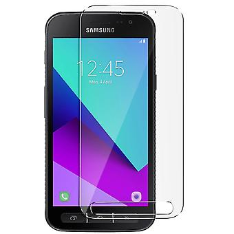 2x Galaxy Xcover 4 / 4s 9H Tempered Glass Scratch-resistant Akashi Clear