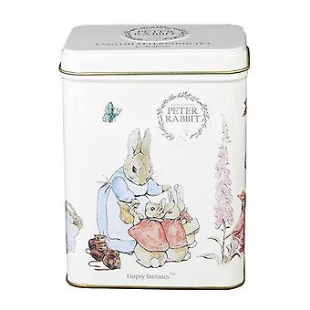 Beatrix potter tea tin with 40 english afternoon teabags