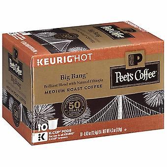 Peet Cafe café Big Bang assado médio Keurig K-Cups