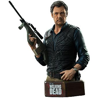 The Walking Dead the Governor Mini Bust