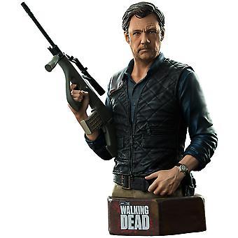The Walking Dead de Gouverneur Mini Bust