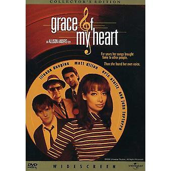Importación de los E.e.u.u. de la gracia de mi corazón [DVD]
