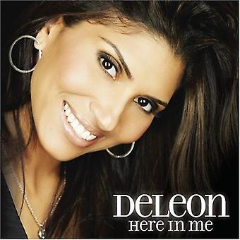 Deleon - Here in Me [CD] USA import