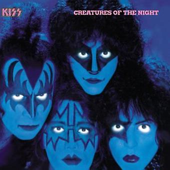 Kiss - Creatures of the Night [CD] USA import