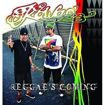 Kawao - Reggae's Coming [CD] USA import