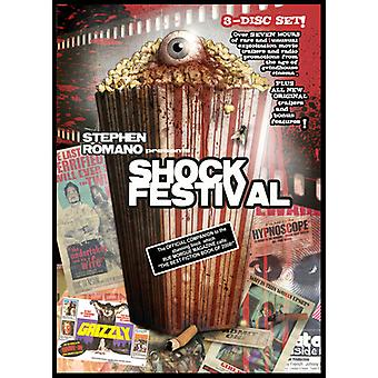 Shock Festival: Coming Attractions Extravaganza [DVD] USA import
