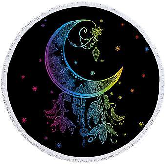 Persisk art Moon strand håndklæde