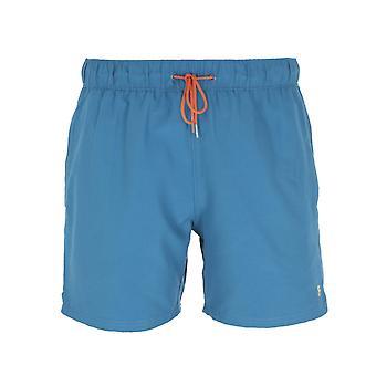 Farah Colbert Blue Swim Shorts