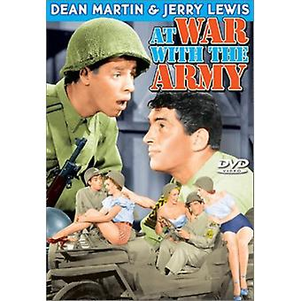 At War with the Army (1950) [DVD] USA import