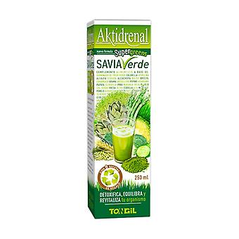 Aktidrenal Green Sage 250 ml