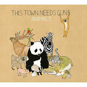 This Town Needs Guns - Animals [Vinyl] USA import