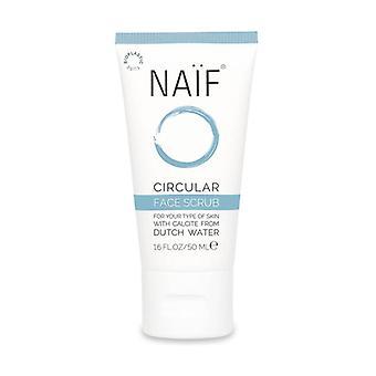 Circular facial scrub 50 ml