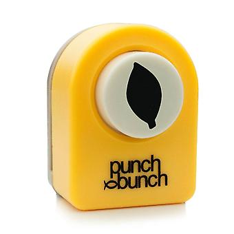 Punch Bunch Small Punch - Laurel Leaf