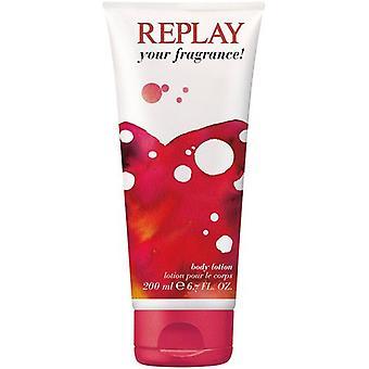 Replay - Din Duft! Fantastisk for hende - 200ML