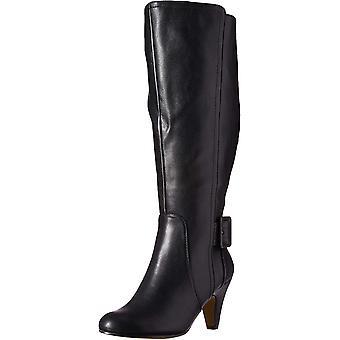 Bella vita vrouwen ' s Troy II Plus jurk breed kalf boot knie hoog