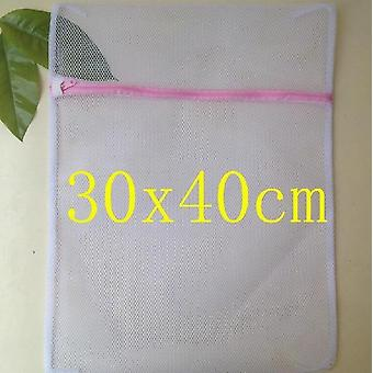 Clothes Washing Machine Laundry Bra Aid Lingerie Mesh Net Wash Bag Pouch Basket Femme
