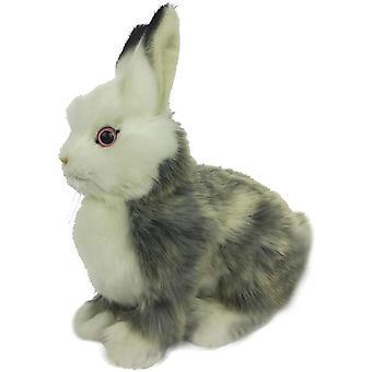 Plush - Hansa - Bunny Jacquard 9