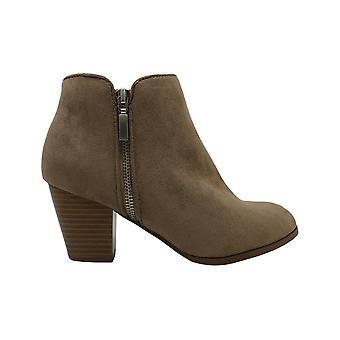 Stil & Co kvinner Jamila Leather lukket tå ankel mote støvler
