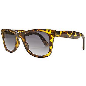 النظارات الشمسية Unisex Cat.2 الدخان البني / الأسود (& نقلا عن amu19208a & quot;)