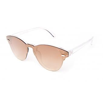 Sunglasses Unisex Cat.2 Brown Lens (19-062)