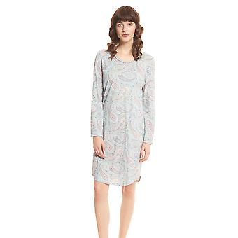 Rösch Smart Casual 1203512-13117 Women's Paisley Nightdress