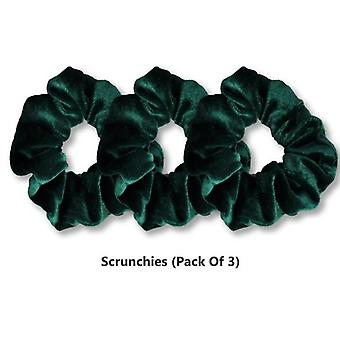 Ladies Hair Scrunchies Velvet Elastic Girls Hair Bands