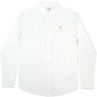 Farah Shirts The Brewer LS Shirt