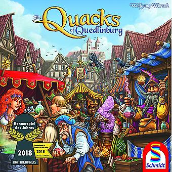 Quacks of Quedlinburg Board Game