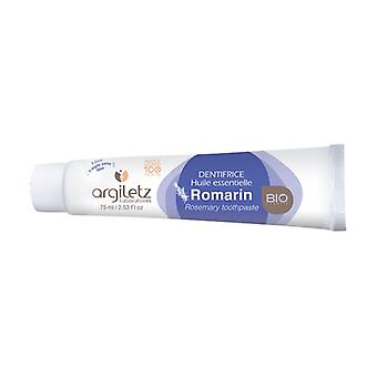 Toothpaste with Rosemary Bio 75 ml