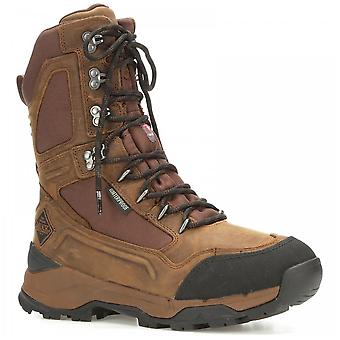 "Muck Boots Mens Brown Summit 10"" Cold Weather Performance Boots"