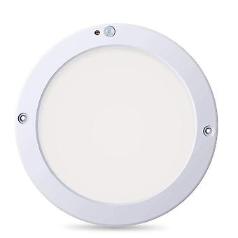 15w/18w Round Shaped, Pir Sensor Led Panel, Ceiling Lights With Brackets